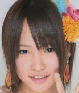 川栄李奈の画像(昔)整形前AKB48