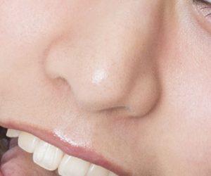 山本美月の鼻毛の顔だけ拡大画像写真2