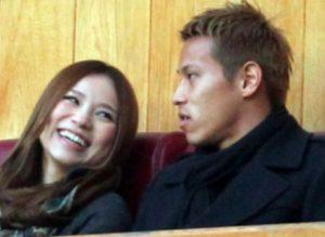 本田圭佑の嫁の画像みさこ2