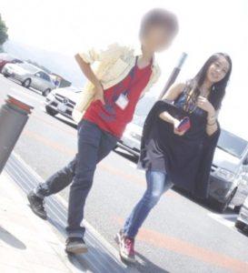 佳子さまの彼氏写真画像