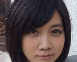 松本穂香の顔画像(鼻の穴が気になる)3