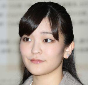 眞子さまの画像写真