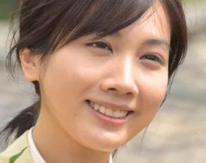 松本穂香の顔画像(鼻の穴が気になる)2