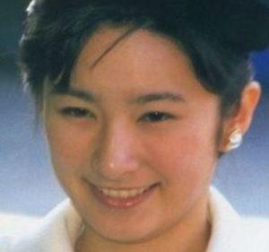 紀子様の画像写真(若い頃)