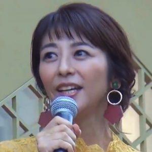 白石美帆の現在画像【劣化した!?)出産後初イベント
