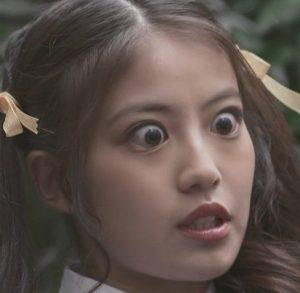 今田美桜の目が怖い画像1