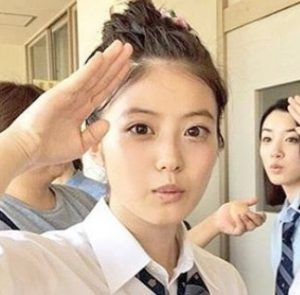 今田美桜の目は整形!?画像2