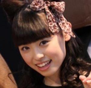 福原遥まいんちゃんの画像(14歳)