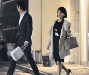 高橋真麻の結婚相手(旦那)の顔画像写真(文春)