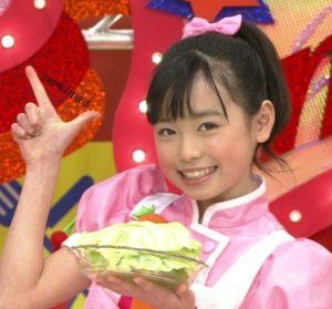 福原遥まいんちゃんの画像(2009年10歳)