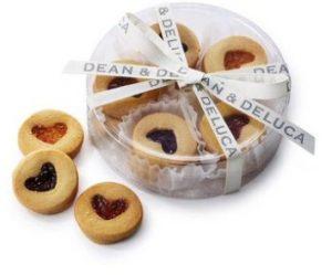 YOSHIKIのお菓子ハート型クッキー画像(ディーンアンドデルーカ)