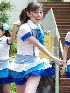 橋本環奈の奇跡の一枚写真画像2