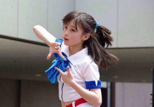 橋本環奈の奇跡の一枚写真画像