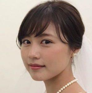 有村架純の画像(結婚式ウエディングドレス)