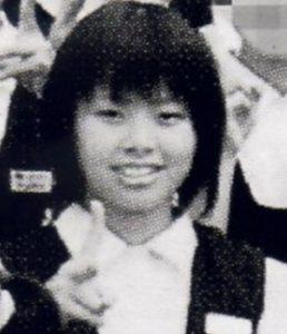 渡辺直美の中学生時代の画像2