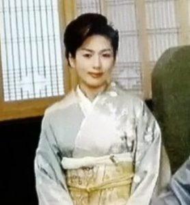 貴景勝の母親の若い頃画像(高画質)2