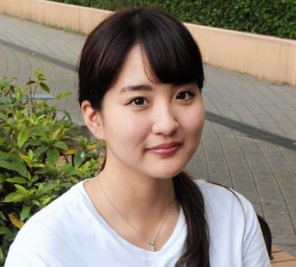 首藤桃奈の現在の大学生画像(大分高校のマネージャー)2