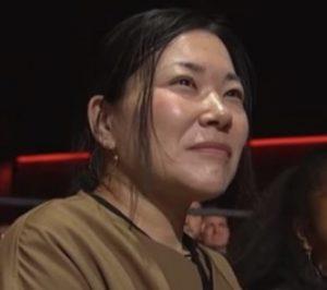 八村麻紀子(八村塁の母親)の画像