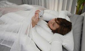 睡眠用うどん布団の画像5