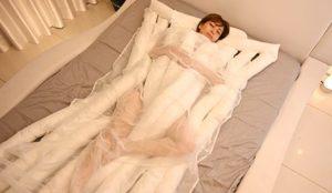 睡眠用うどん布団の画像4