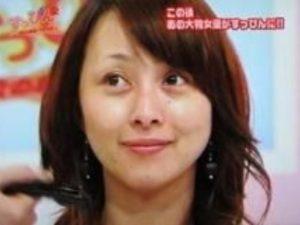 渡辺美奈代のすっぴん画像ひどい!?2