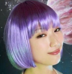 壇蜜のショートヘア画像コスプレ