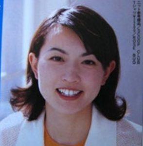 長谷川京子の昔の写真(高校)