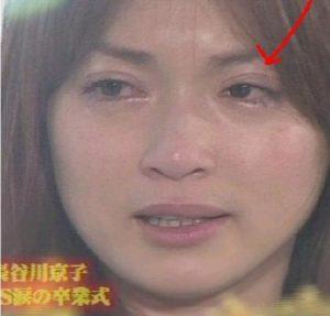 長谷川京子の昔の画像(SRS)卒業式