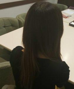 水谷隼とキスした19歳少女!ラウンジ嬢の画像2