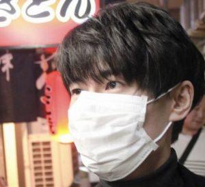 清野とおるの画像(顔写真)マスク