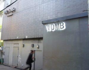 WOMBの外観画像