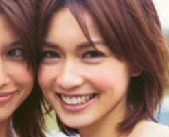 長谷川京子の昔のモデル写真(1999)