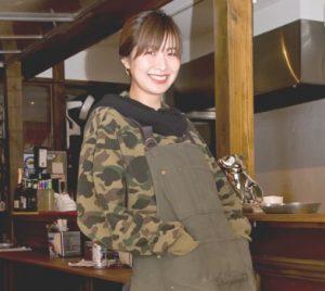 木村沙織のカフェ画像写真