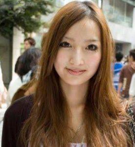加藤紗里の画像写真(素人時代)