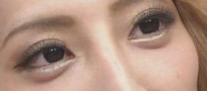 加藤紗里の現在の目の画像写真