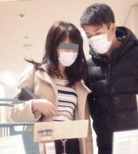 斎藤佑樹の嫁とフライデー画像写真2